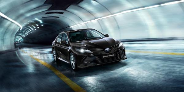 Toyota Business Plus technológie
